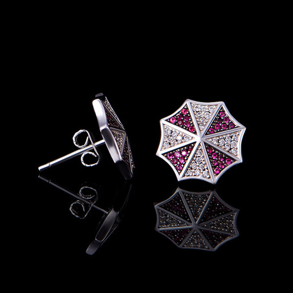 [Limited Edition] Iced Umbrella Earrings