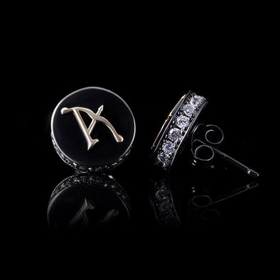 Aporro Logo Earrings