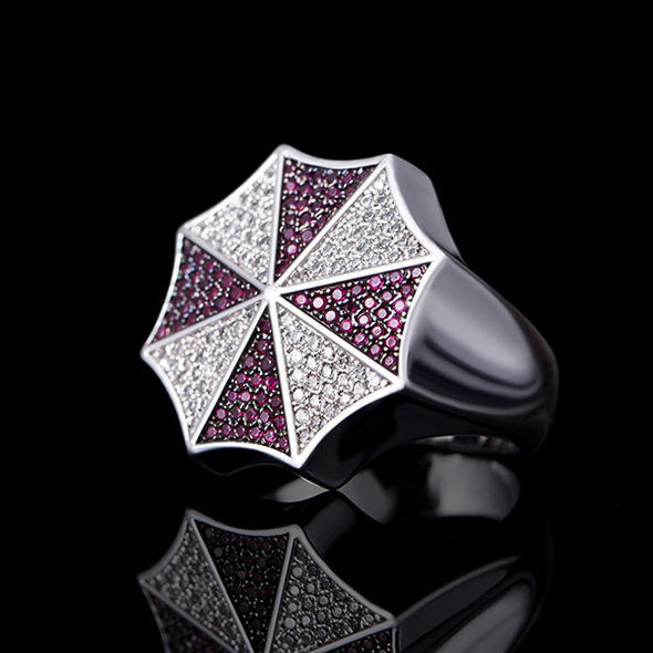 [Limited Edition] Iced Umbrella Ring