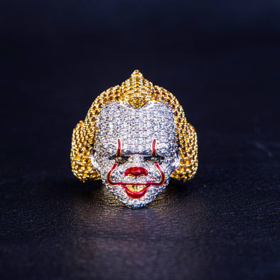 [Only 5 Pieces Left] Iced Clown Ring
