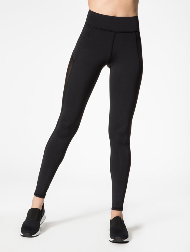 Sideline Leggings - Black
