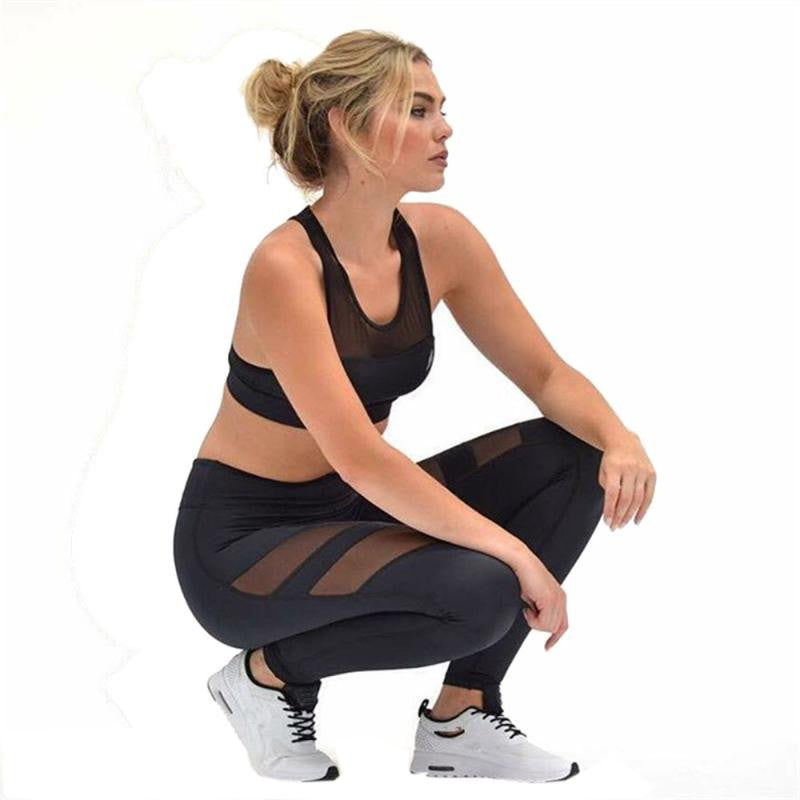Vantage Leggings - Black