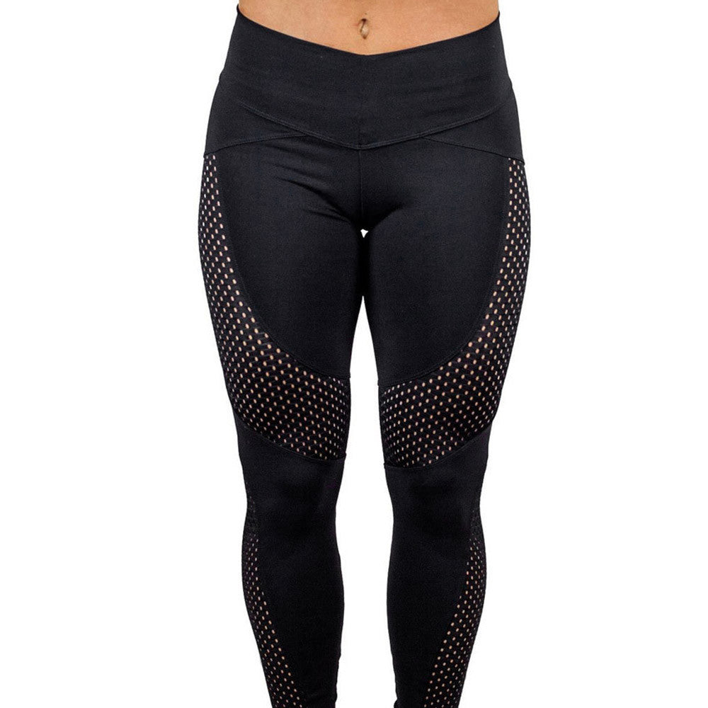 Warrior Leggings - Black