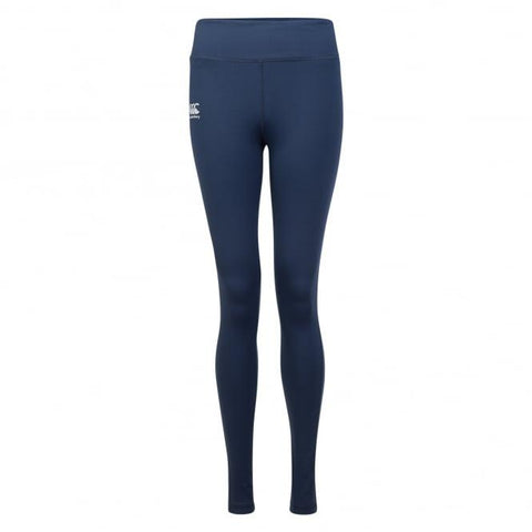 Women's Vapodri Full Length Tight - Navy