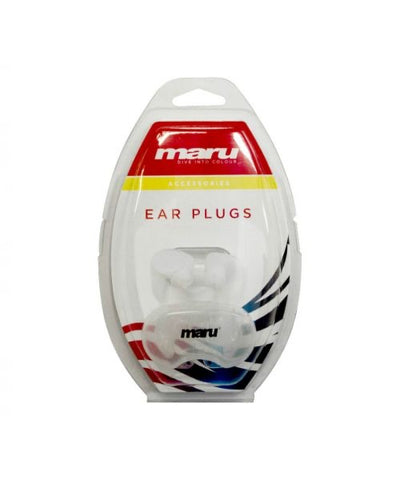 Maru Ear Plugs - Clear