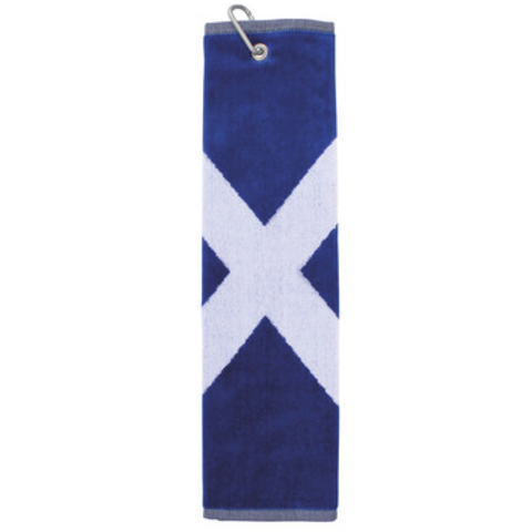 Saltire Golf Towel - Scotland