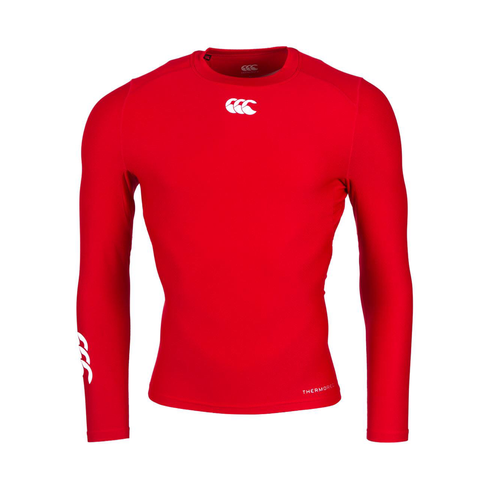 Canterbury Thermoreg Base Layer - Red