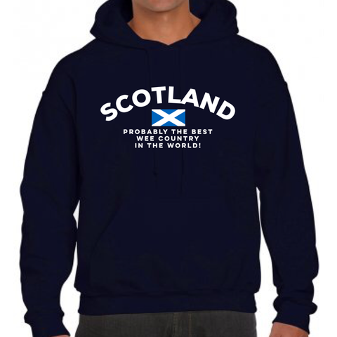 Scotland Probably Hoody - SNR
