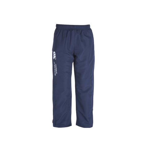 Open Hem Stadium Pant - Navy JNR