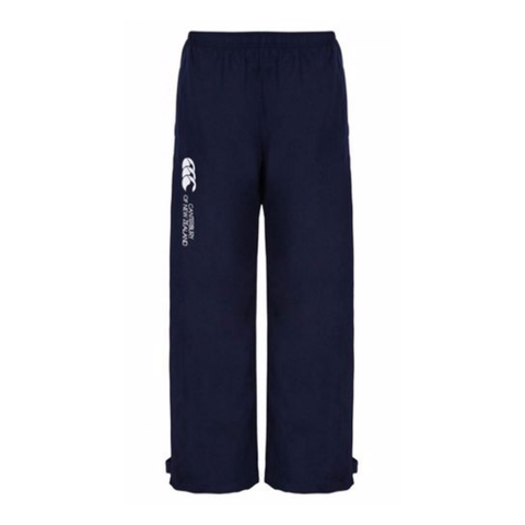 WOMENS Open Hem Stadium Pant - Navy