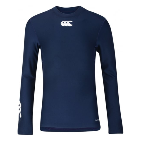 Canterbury Thermoreg Base Layer - Navy JNR