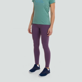 Women's Vapodri Full Length Tight - Purple