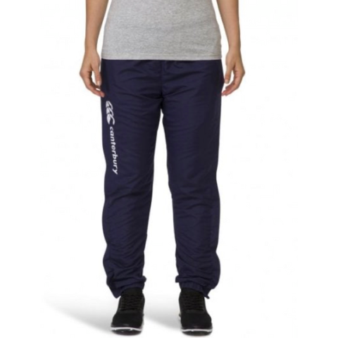 WOMENS Uglies Tapered Cuff Stadium Pants - Navy