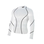 ATAK Compression Base Top - White JNR