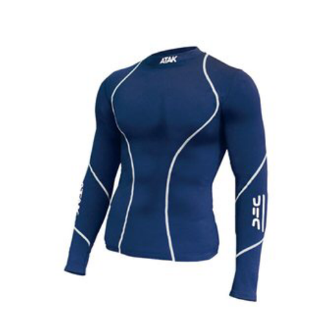 ATAK Compression Base Top - Navy JNR