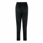 Stretch Taper Poly Knit Pant - Black YOUTH