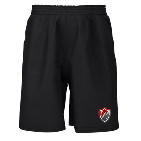 Preston Lodge HS Poly Sports Short - SNR Black