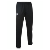 MENS Stretch Tapered Poly Pant - Black