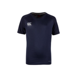 Canterbury S.Light Poly Tee - Navy JNR