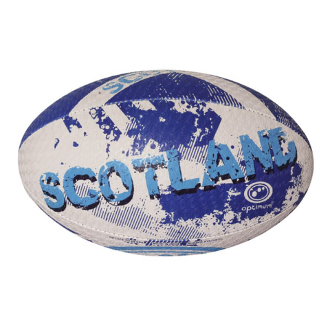 Optimum Nations Rugby Ball - SCOTLAND