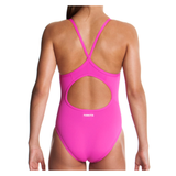 Still Pink - Diamond Back One Piece Girls