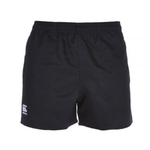 Canterbury Professional Polyester Short - Black YOUTH