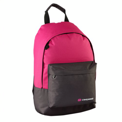 Caribee Campus - Grey/Pink