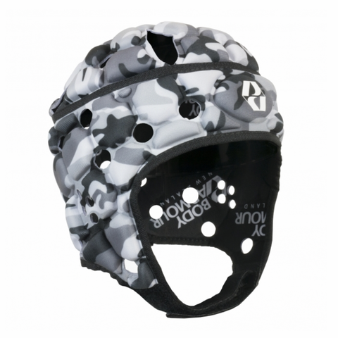 Ventilator Kids Headguard - Camo Black