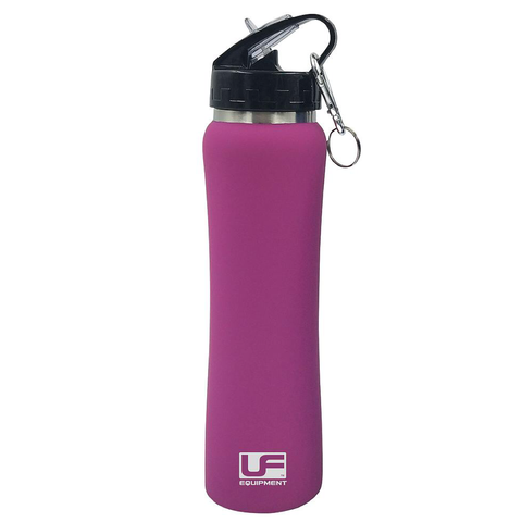 Insulated Stainless Steel Water Bottle 500ml - Purple