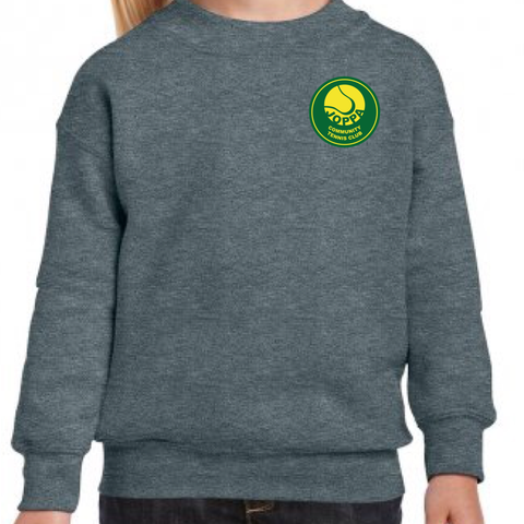 Joppa Tennis Club Sweatshirt - JNR