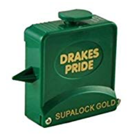 Supalock Gold Measure - Green