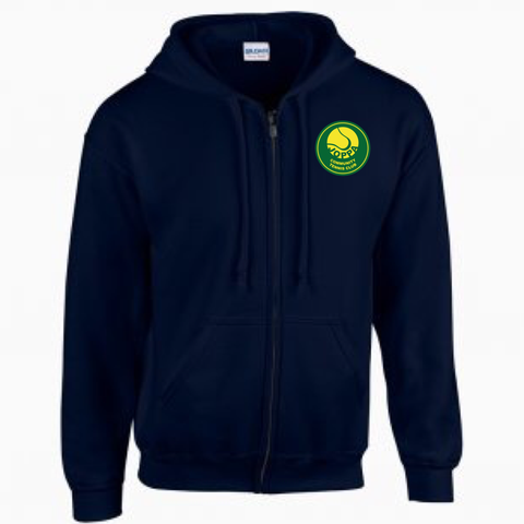 Joppa Tennis Club Zip Hoody - SNR
