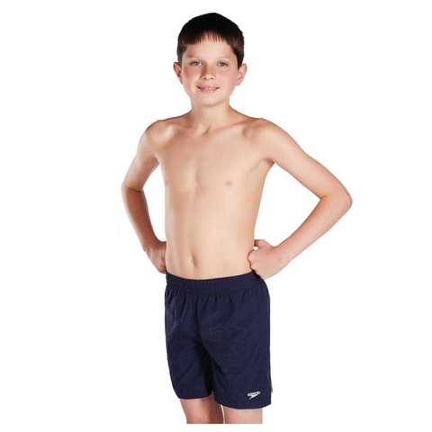 Solid Leisure Short - JNR Navy