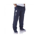MENS Cuffed Hem Stadium Pant - Navy
