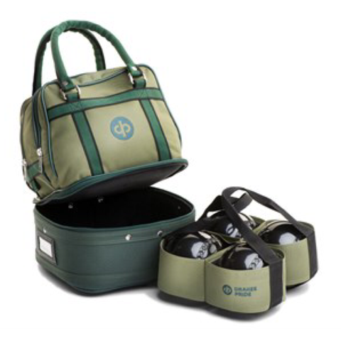 Mini Bowls Bag - Green
