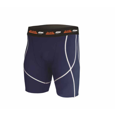 ATAK Compression Short - Navy
