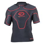 Optimum Origin Pads - Black/Red