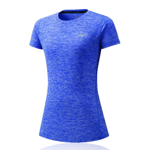 Womens Impulse Tee - Dazzling Blue