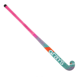Grays EXO UB Hockey Stick - Pink/Teale