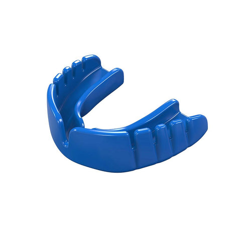 Snap-Fit Mouthguard - Blue
