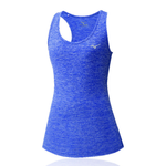 Womens Impulse Tank - Dazzling Blue