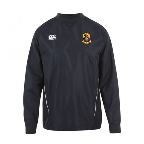 Preston Lodge RFC Contact Top - Black YOUTH