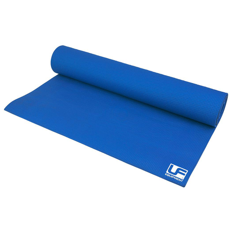 4mm Yoga Mat - Blue