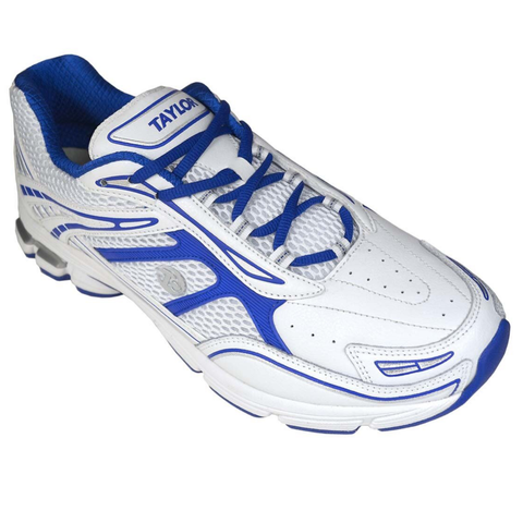 Taylor Mens ULTRX White/Blue