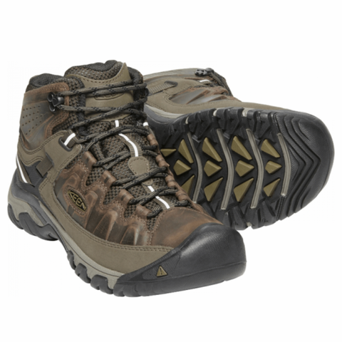 Keen Men's Targhee Mid III Waterproof Hiking Boots
