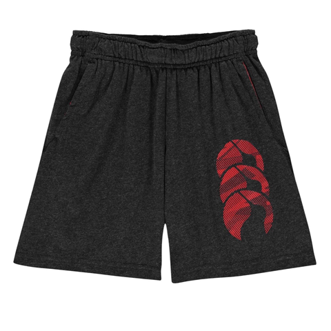 Vapodri Cotton Short - Black/Auro Red