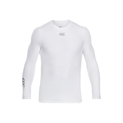 Canterbury Thermoreg Base Layer - White JNR