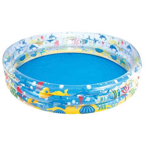 "60""x12"" Deep Dive 3 Ring Pool"