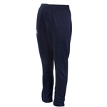 Stretch Taper Poly Knit Pant - Navy JNR
