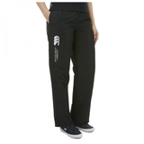 WOMENS Open Hem Stadium Pant - Black